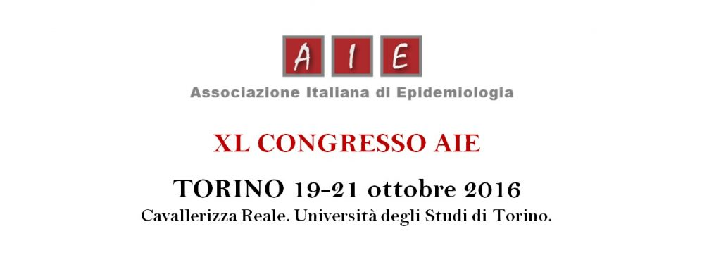 Call for abstract 40° Congresso annuale AIE