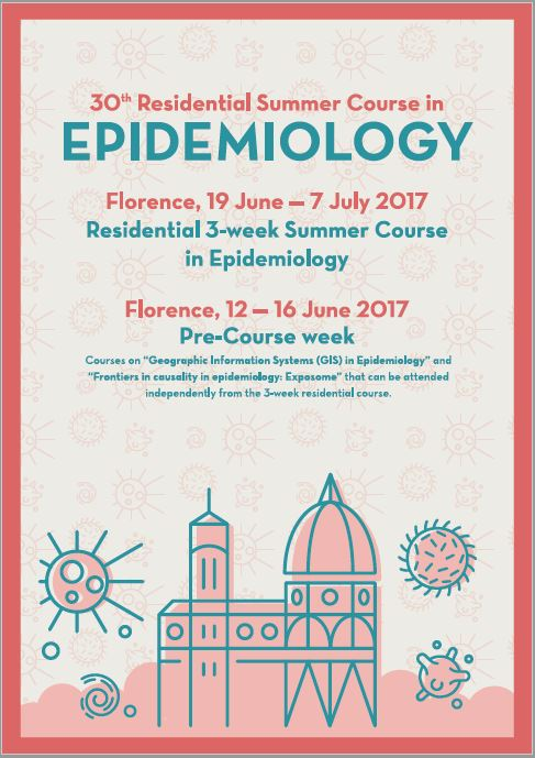 30a edizione del Summer Course in Epidemiology