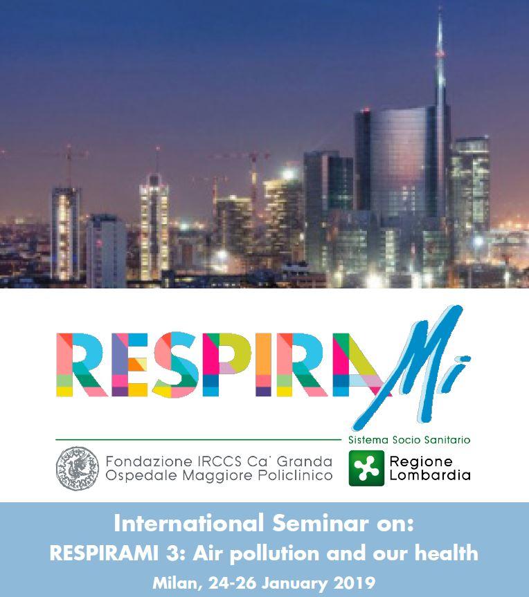 International Seminar on RESPIRAMI 3