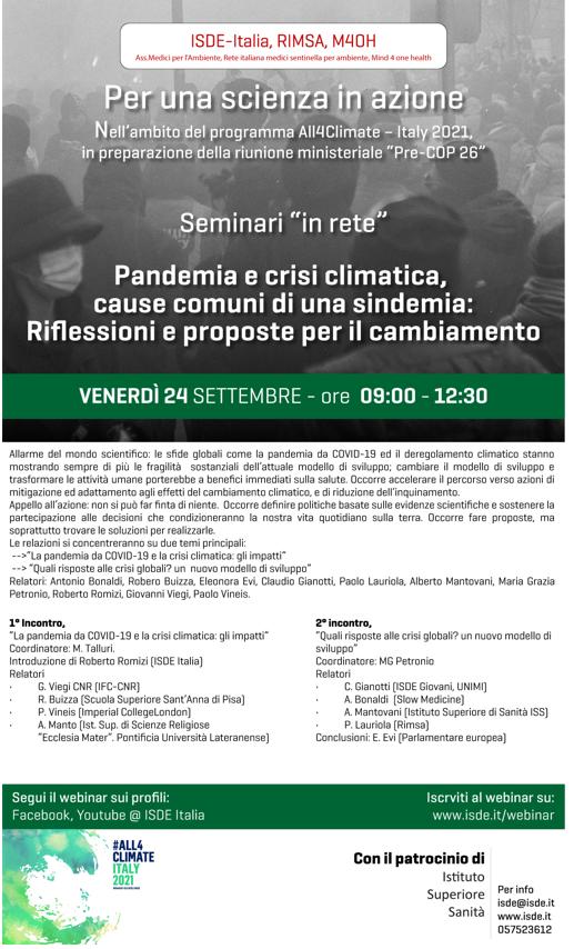 """Seminari """"In Rete"""""""